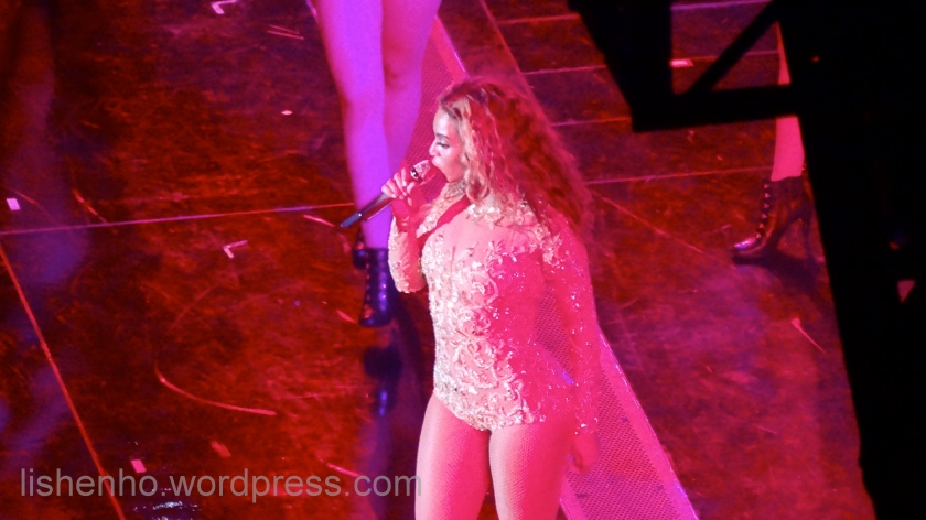 the mrs carter show, beyonce