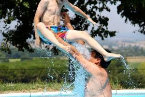 summer, holidays