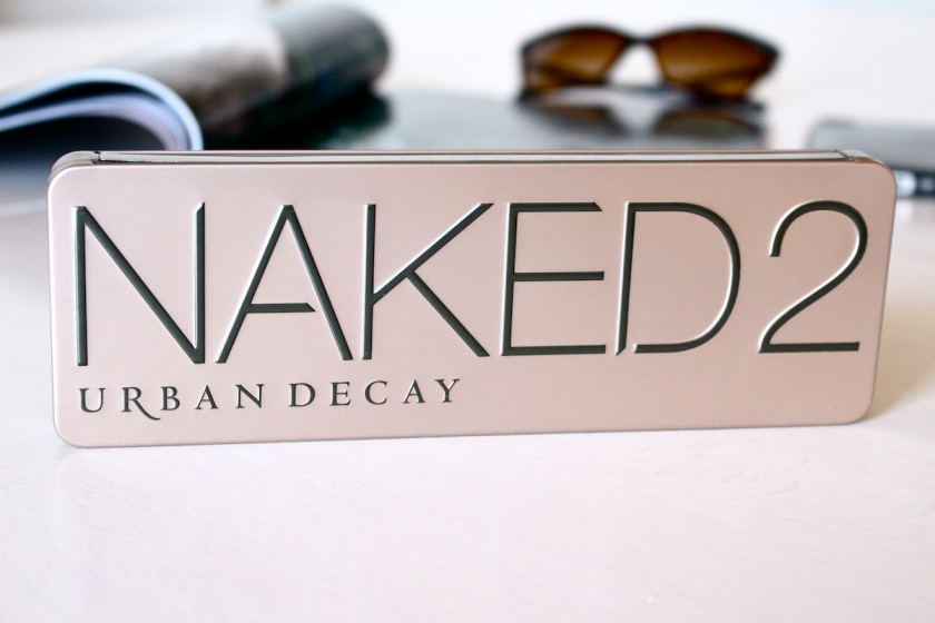 naked, make-up