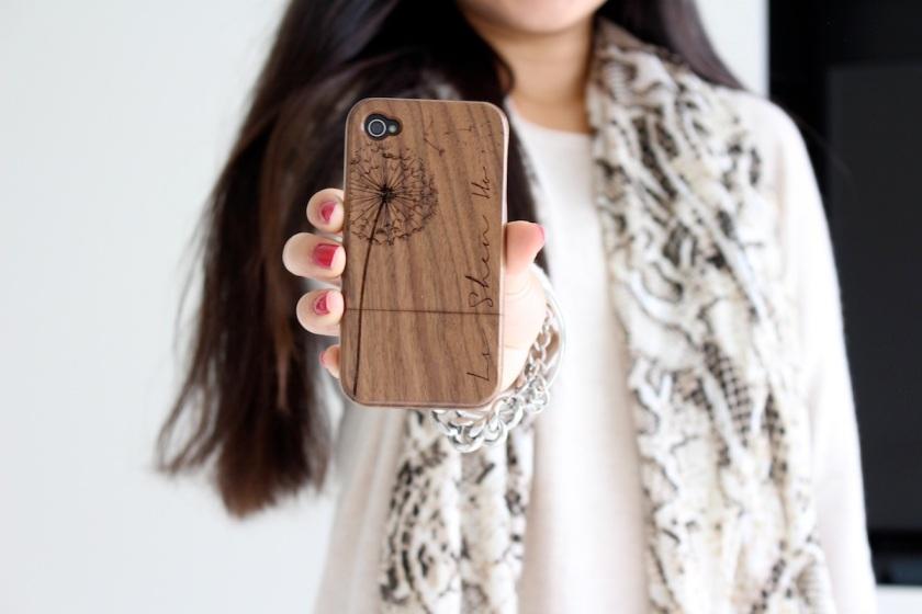 lishenho, cover, iphone 4, case, name