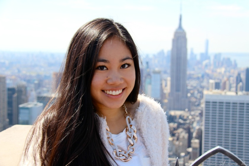 new york, rockefeller center, rockefeller plaza, top of the rock, lishenho, li shen ho, lishen ho