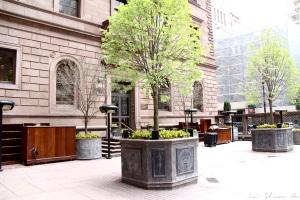 new york. new york palace hotel