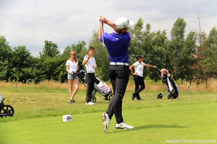 DJO, Dutch Junior Open